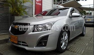Chevrolet Cruze LS Aut usado (2013) color Plata precio $23.000.000