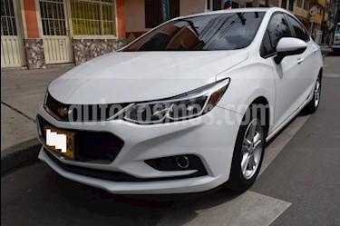 Chevrolet Cruze LT Turbo usado (2017) color Blanco precio $38.000.000