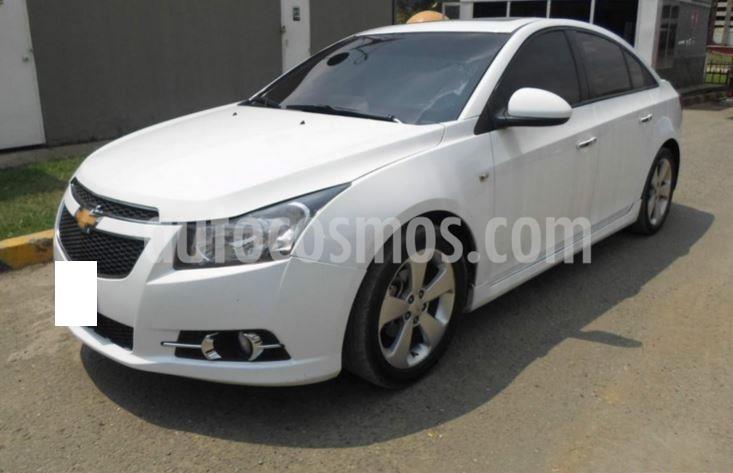 Chevrolet Cruze Platinum usado (2012) color Blanco precio $20.000.000