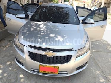 Chevrolet Cruze LT Turbo usado (2011) color Plata precio $24.000.000