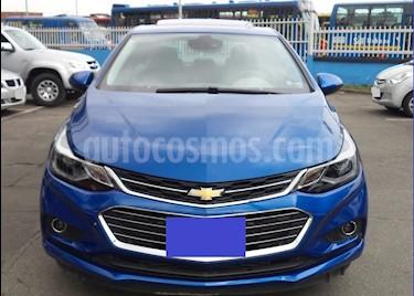 Chevrolet Cruze LTZ Aut usado (2017) color Azul precio $35.000.000