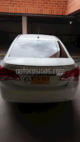 Chevrolet Cruze Platinum usado (2011) color Blanco precio $27.000.000