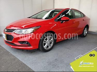 Chevrolet Cruze LT Turbo usado (2018) color Rojo Ardent precio $53.590.000