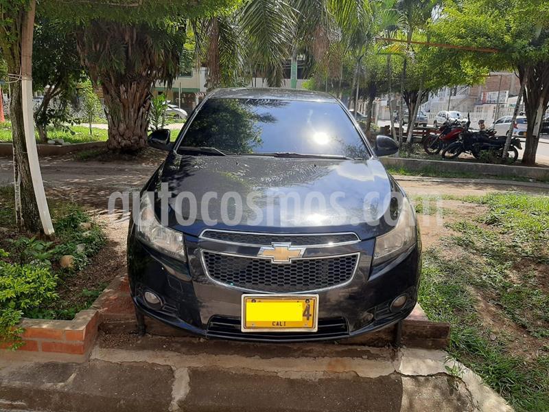 Chevrolet Cruze Platinum usado (2011) color Negro precio $26.000.000