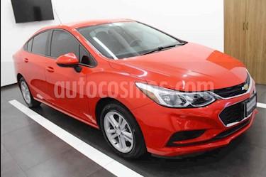 Foto Chevrolet Cruze LS Aut usado (2017) color Rojo precio $219,000