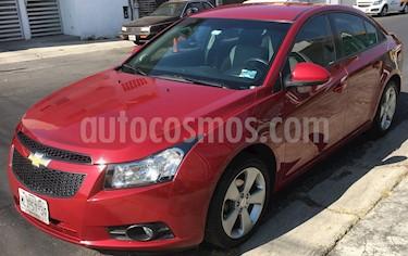 Chevrolet Cruze LS Aut usado (2012) color Rojo precio $124,000