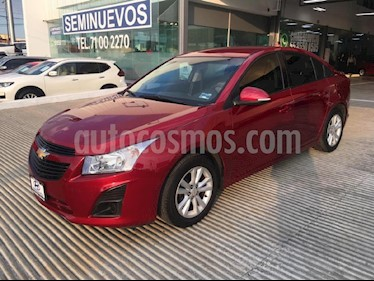 Foto venta Auto Seminuevo Chevrolet Cruze LS Aut (2014) color Rojo precio $155,000