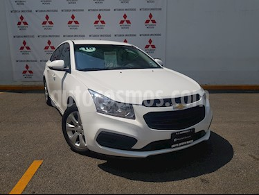 Foto venta Auto usado Chevrolet Cruze LS Aut (2016) color Blanco precio $185,000