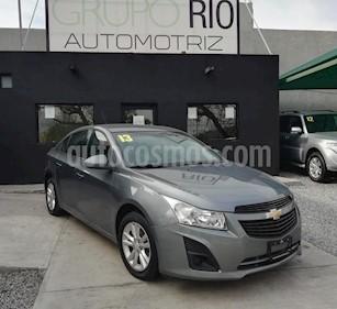 Foto venta Auto usado Chevrolet Cruze LS Aut (2013) color Gris Oscuro precio $135,000