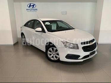Foto venta Auto usado Chevrolet Cruze LS Aut (2016) color Blanco Galaxia precio $184,000
