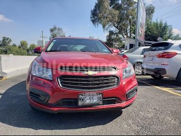 Chevrolet Cruze LS Aut usado (2016) color Rojo Metalizado precio $160,000