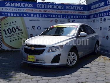 Foto venta Auto usado Chevrolet Cruze LS Aut (2015) color Gris Platino precio $149,000