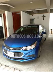 Foto venta Auto usado Chevrolet Cruze LS Aut (2018) color Azul precio $220,000
