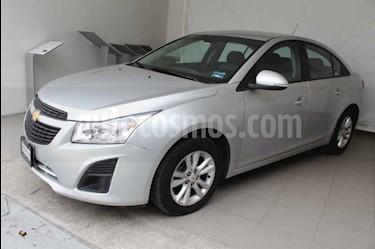 Chevrolet Cruze LS Aut usado (2014) color Plata precio $149,000