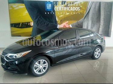 Foto venta Auto Seminuevo Chevrolet Cruze LS Aut (2017) color Negro precio $255,000