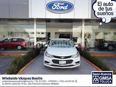 Foto venta Auto usado Chevrolet Cruze LS Aut (2018) color Negro precio $257,000
