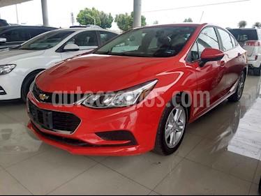 Foto venta Auto usado Chevrolet Cruze LS Aut (2017) color Rojo precio $245,000
