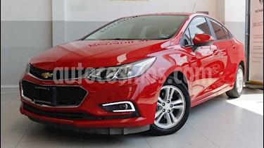 Foto Chevrolet Cruze LS Aut usado (2017) color Rojo precio $220,000