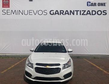 Foto venta Auto usado Chevrolet Cruze LS Aut (2016) color Blanco precio $169,900