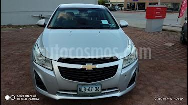 Foto venta Auto usado Chevrolet Cruze LS Aut (2014) color Plata precio $145,000