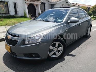 Foto venta Carro usado Chevrolet Cruze LS color Gris Estano precio $28.500.000