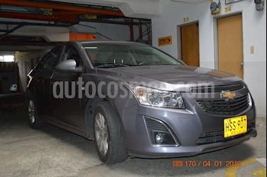 Foto venta Carro usado Chevrolet Cruze LS (2014) color Gris precio $35.900