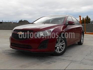 Foto venta Auto Seminuevo Chevrolet Cruze LS (2014) color Rojo precio $158,000