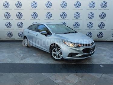 Foto venta Auto Seminuevo Chevrolet Cruze LS (2017) color Plata Brillante precio $234,000