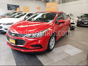 Foto venta Auto Seminuevo Chevrolet Cruze LS (2017) color Rojo precio $225,000