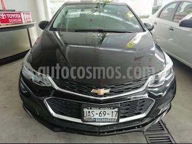Foto venta Auto Seminuevo Chevrolet Cruze LS  (2018) color Negro precio $230,000