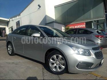 Foto venta Auto usado Chevrolet Cruze LS  (2015) color Plata precio $146,000