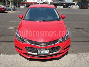 Foto venta Auto usado Chevrolet Cruze LS (2017) color Rojo precio $237,000