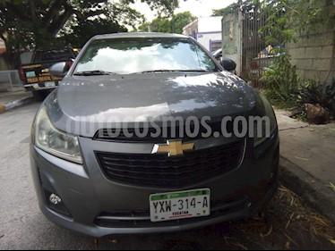 Foto Chevrolet Cruze LS  usado (2013) color Gris precio $135,000