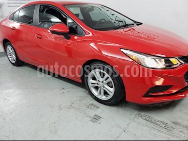 Foto venta Auto usado Chevrolet Cruze LS (2017) color Rojo precio $229,900