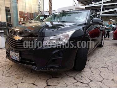 Foto venta Auto usado Chevrolet Cruze LS  (2014) color Negro precio $155,000
