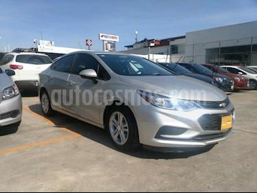 Foto venta Auto usado Chevrolet Cruze LS  (2016) color Plata precio $209,000