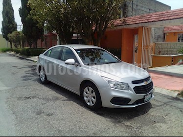 foto Chevrolet Cruze LS usado (2016) color Plata precio $148,000