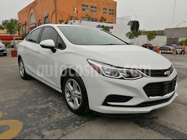 Foto Chevrolet Cruze LS  usado (2017) color Blanco precio $195,000