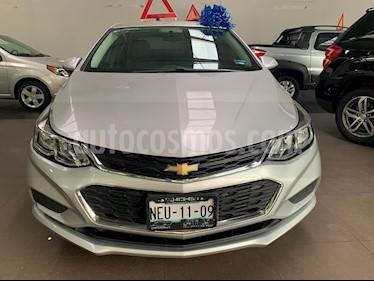 Foto Chevrolet Cruze LS usado (2017) color Plata Brillante precio $228,000
