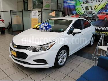 Foto venta Auto usado Chevrolet Cruze LS  (2017) color Blanco precio $214,000