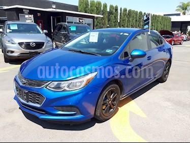 Foto Chevrolet Cruze LS usado (2017) color Azul Cobalto precio $220,000