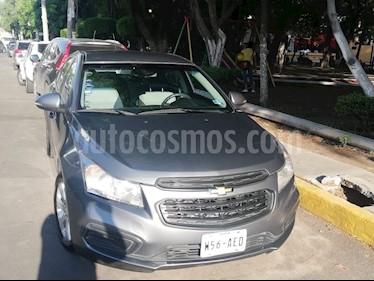 Chevrolet Cruze LS usado (2015) color Gris Acero precio $145,000