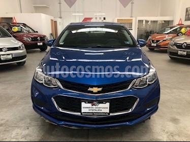 Foto venta Auto usado Chevrolet Cruze LS (2017) color Azul Cobalto precio $255,000