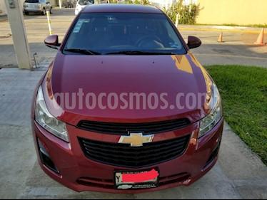 Foto Chevrolet Cruze LS  usado (2013) color Rojo Metalizado precio $115,000