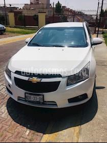 Chevrolet Cruze LS usado (2014) color Blanco precio $120,000