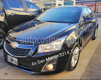 Foto venta Auto usado Chevrolet Cruze LT 2014/15 (2015) color Negro precio $500.000