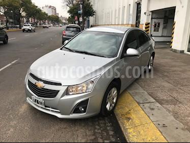 Foto venta Auto usado Chevrolet Cruze LT 2014/15 (2015) color Gris precio $455.000