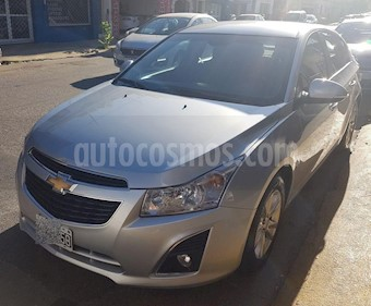 Foto Chevrolet Cruze LT 2015/6 usado (2014) color Gris Claro precio $490.000