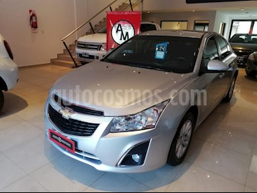 Foto venta Auto usado Chevrolet Cruze LT 2015/6 (2014) color Gris Claro precio $390.000