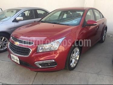 Foto venta Auto usado Chevrolet Cruze LT Aut (2015) color Rojo Metalizado precio $220,000